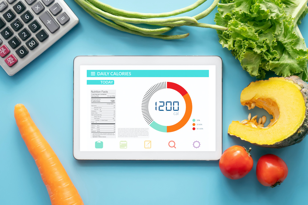 Kalorienverbrauch berechnen